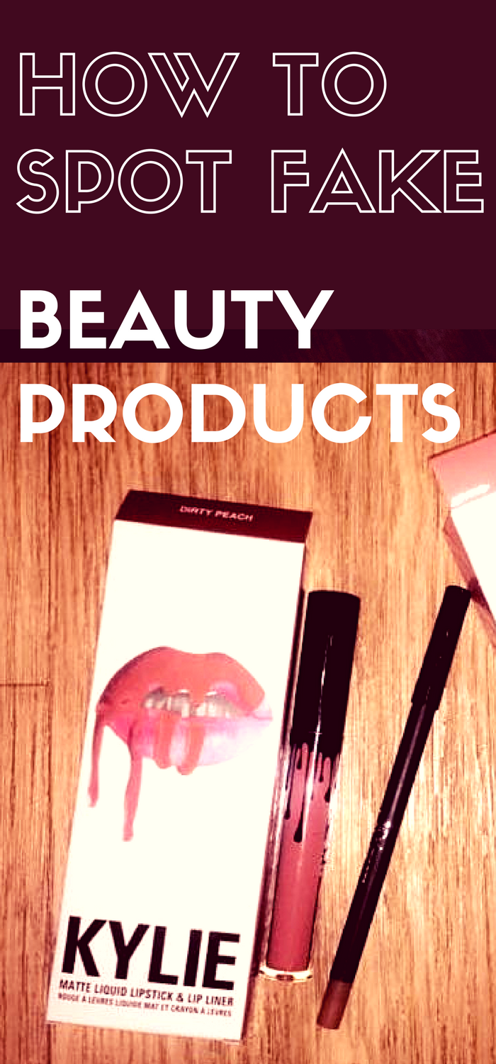 Nobody wants to buy fake makeup - but how do you know when you have? And is it safe to use? Find out!