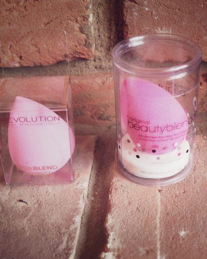 Makeup Revolution beautyblender