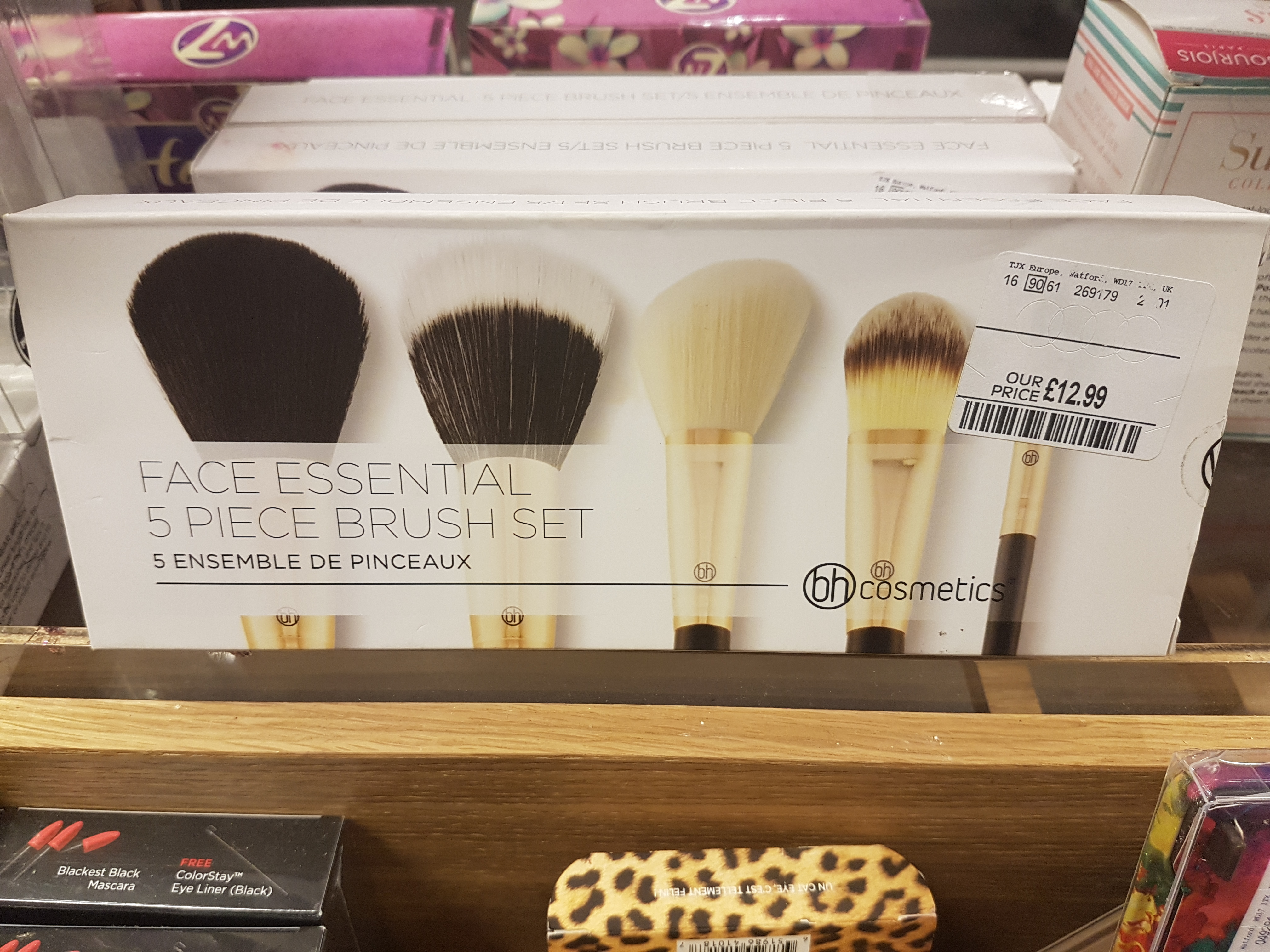 tk maxx bh cosmetics