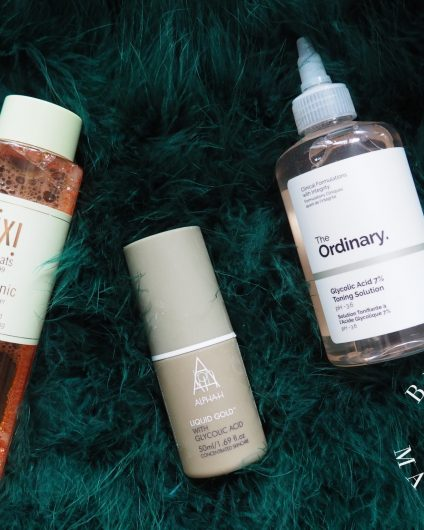 Pixi The Ordinary dupe