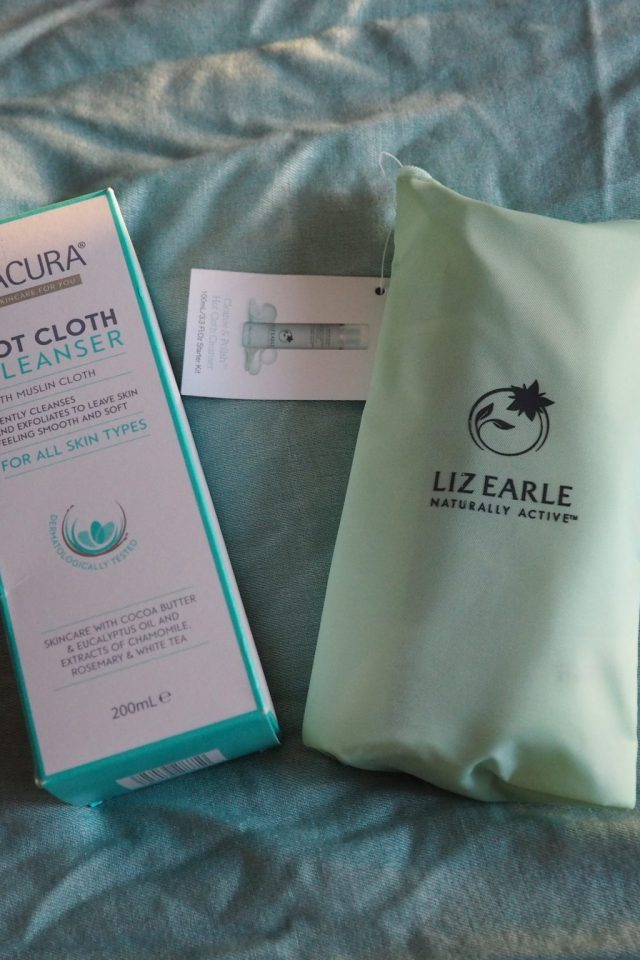 Aldi liz earle dupe cheap cleanse and polish