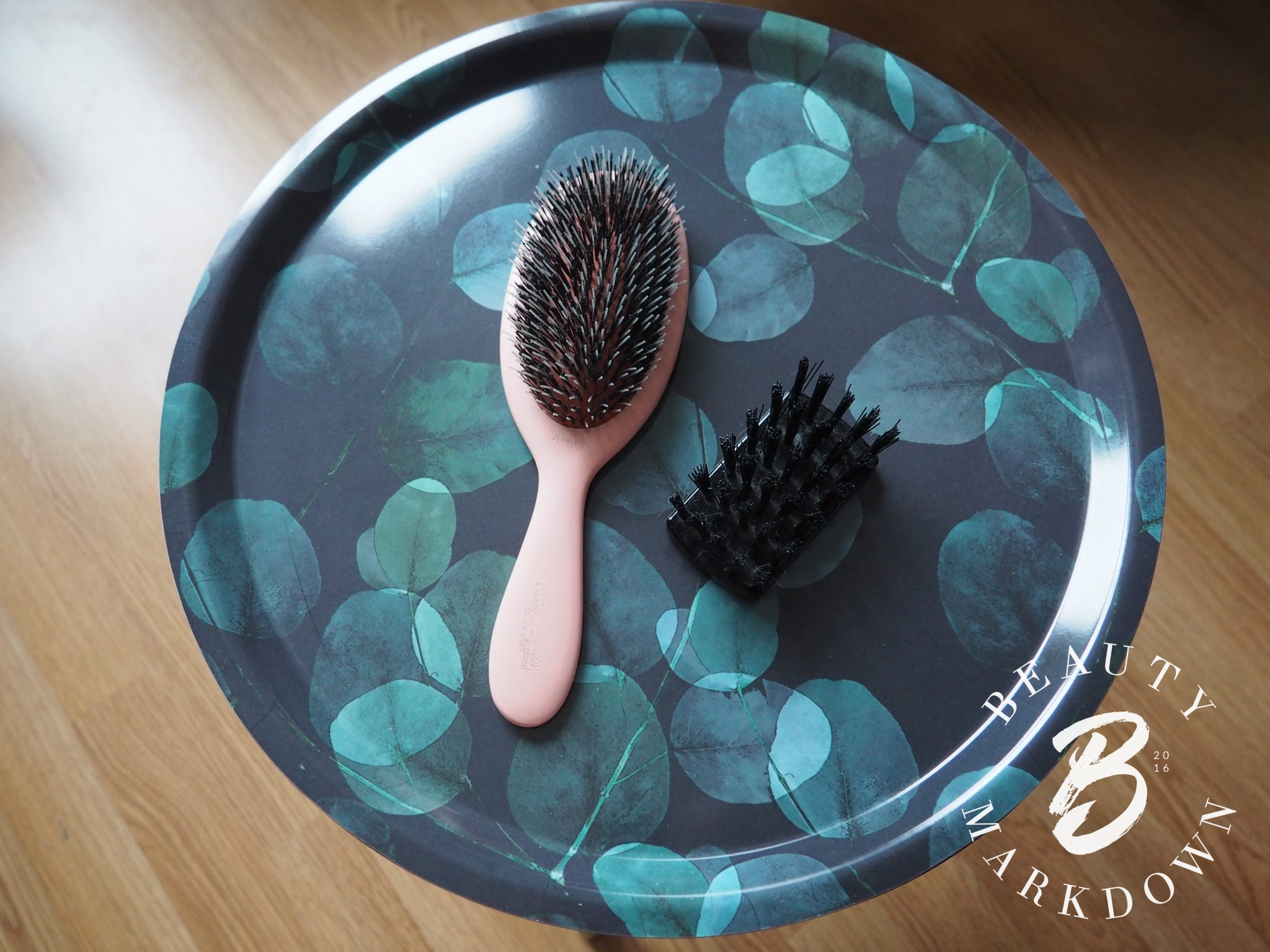 review Mason Pearson brushes