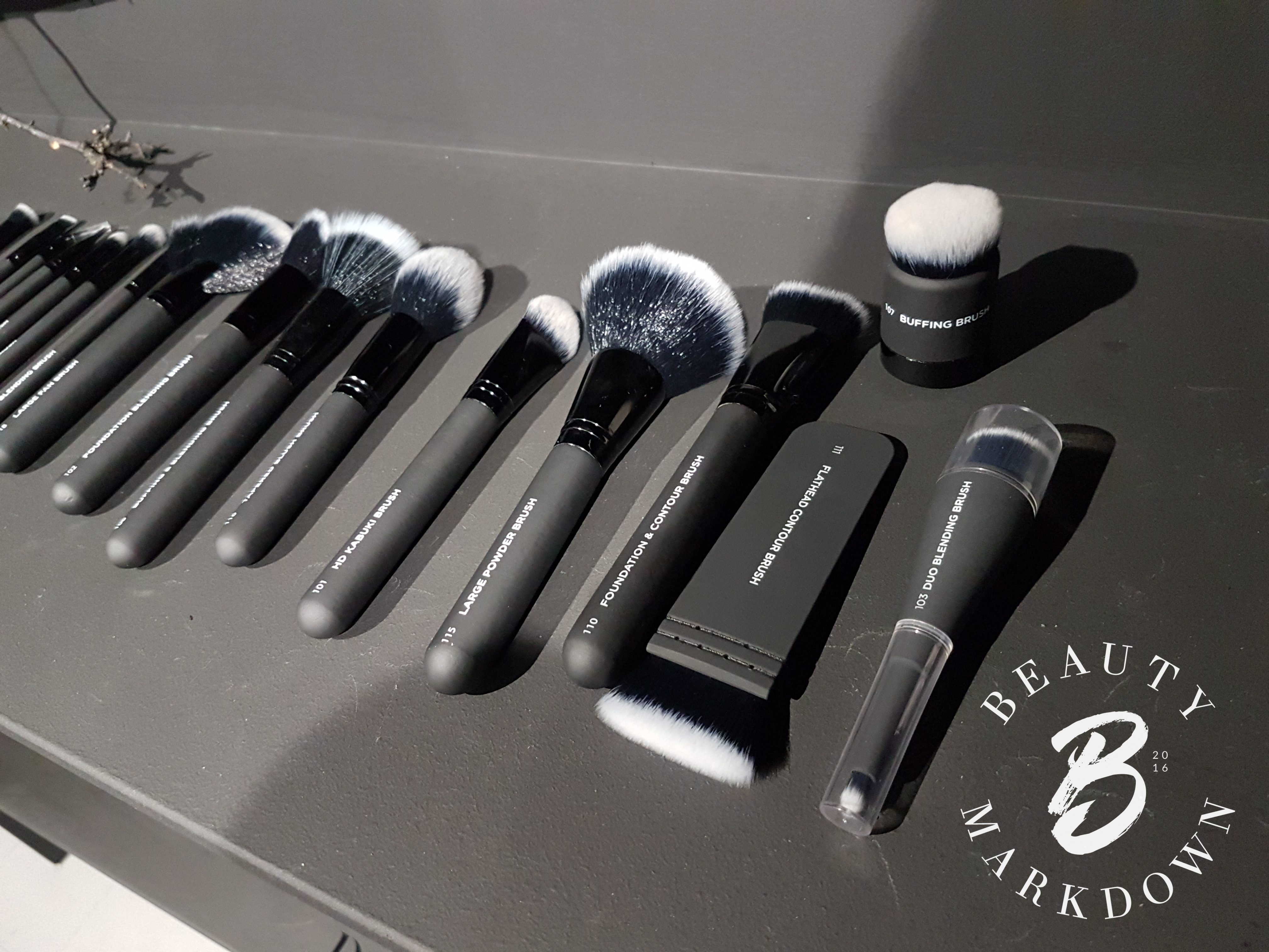 Primark brush collection