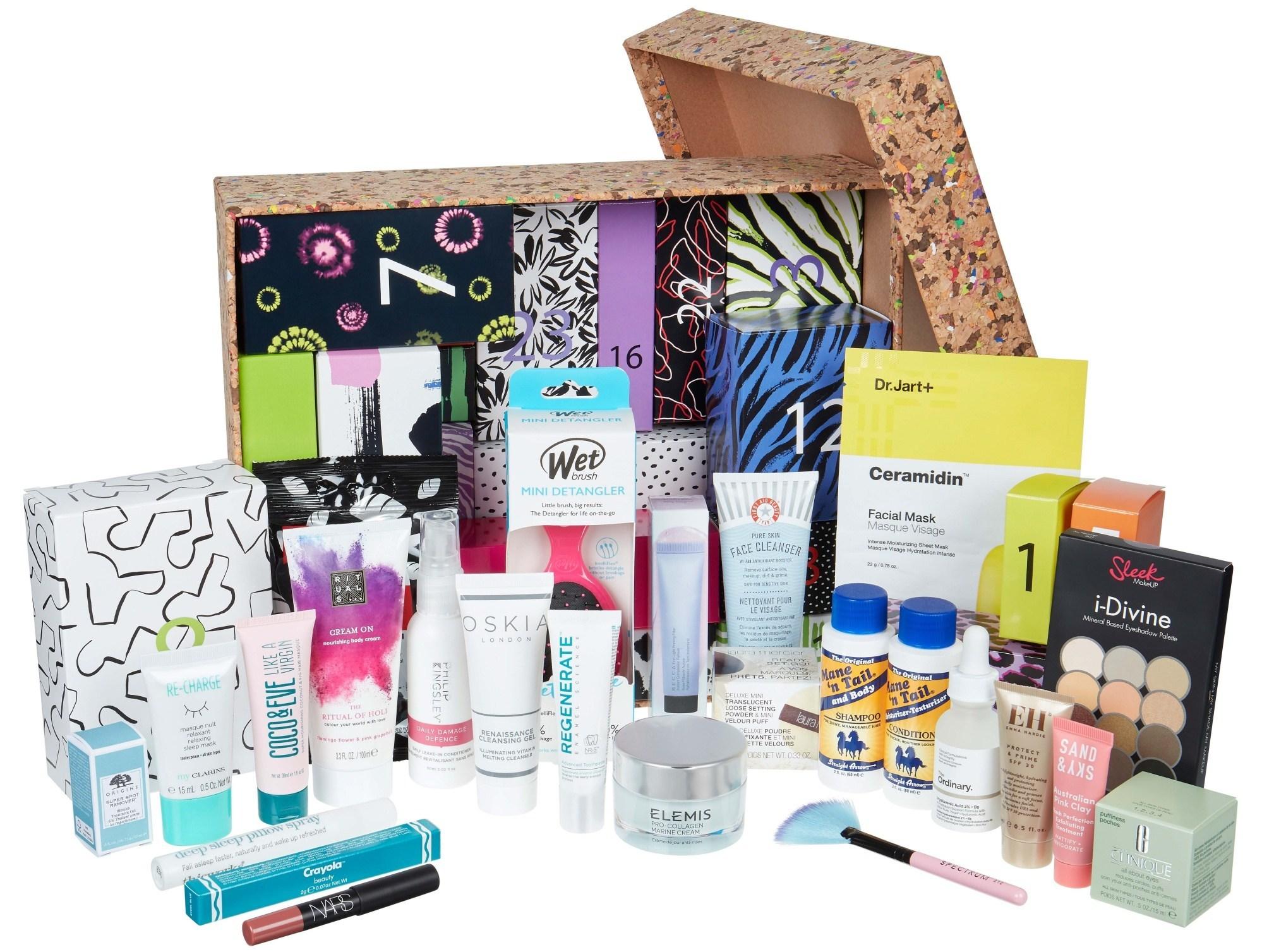 ASOS Beauty & Skincare Advent Calendar 2019