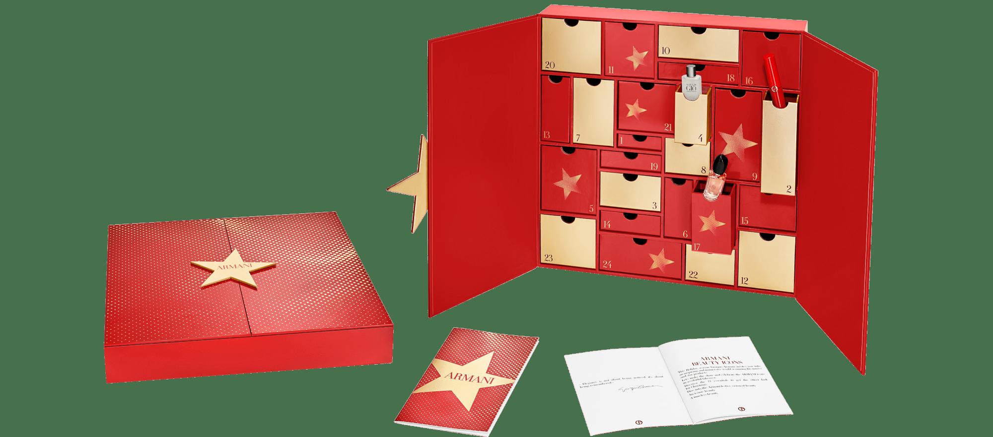 ARMANI BEAUTY advent calendar 2019