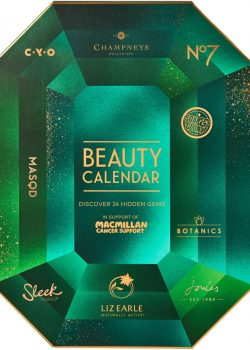 Boots x MACMILLAN Beauty Advent Calendar 2019