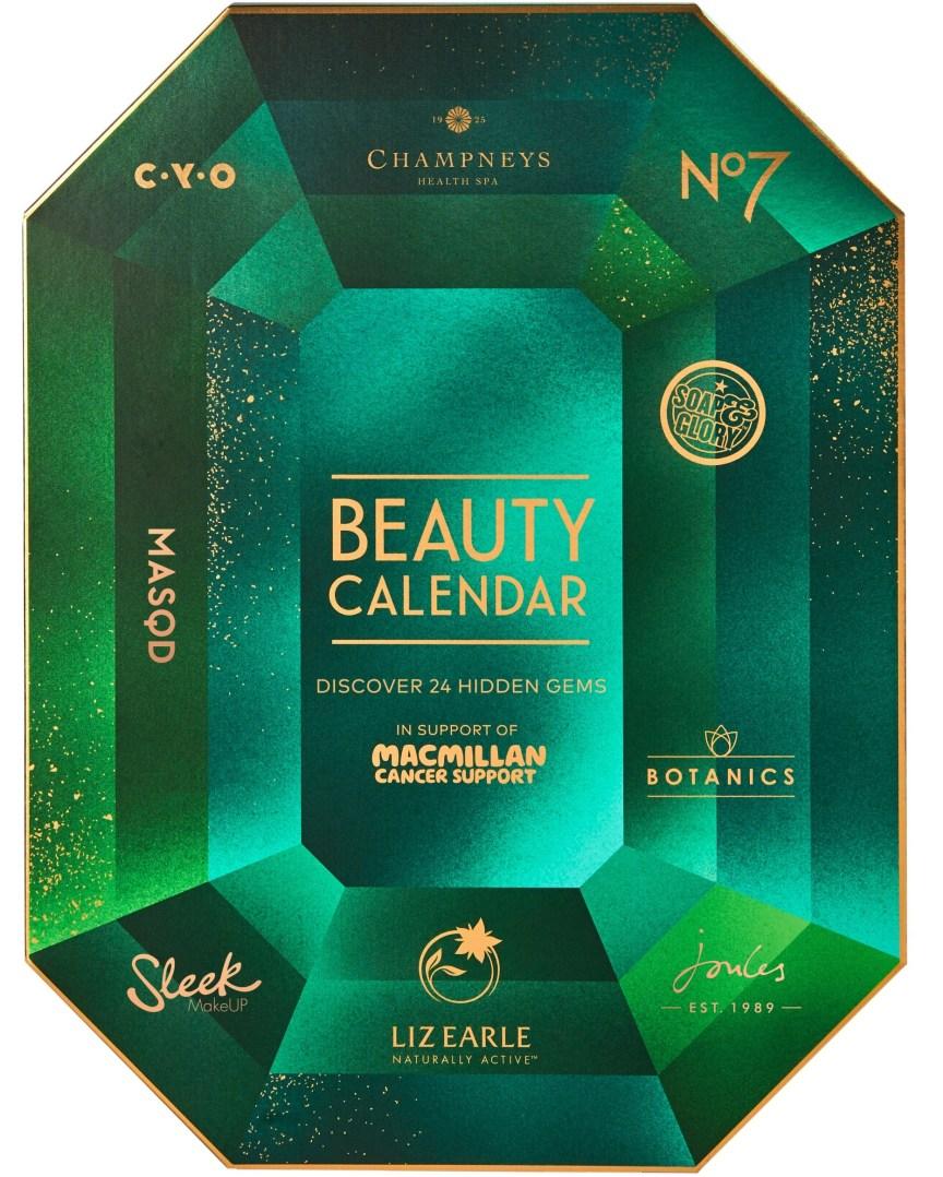 Boots x MACMILLAN Beauty Advent Calendar 2019