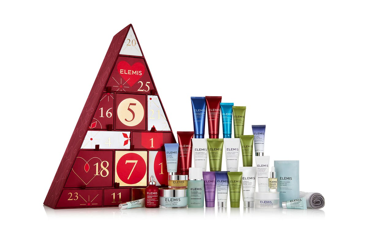 Elemis Beauty Advent Calendar 2019