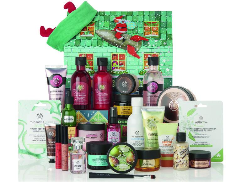 The Body Shop Ultimate Advent Calendar 2019