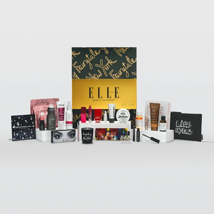 Elle Beauty Advent Calendar 2019