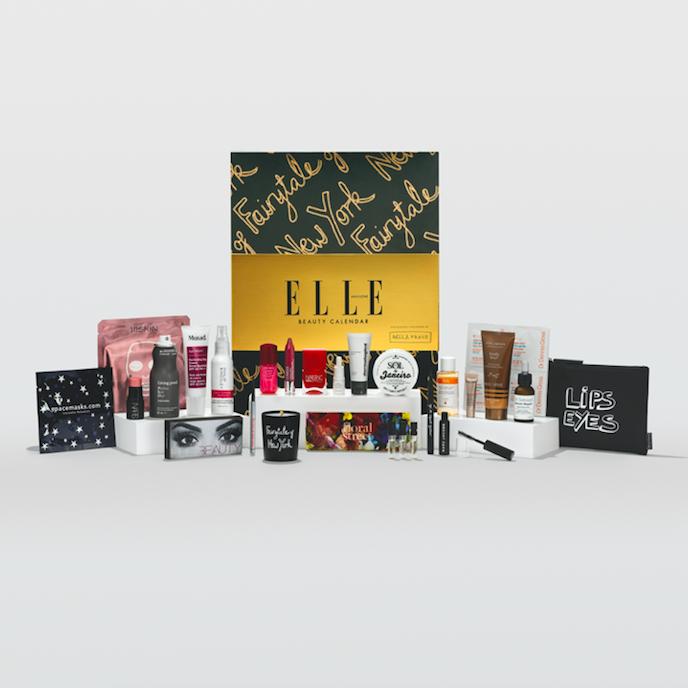 Elle Beauty Advent Calendar 2019