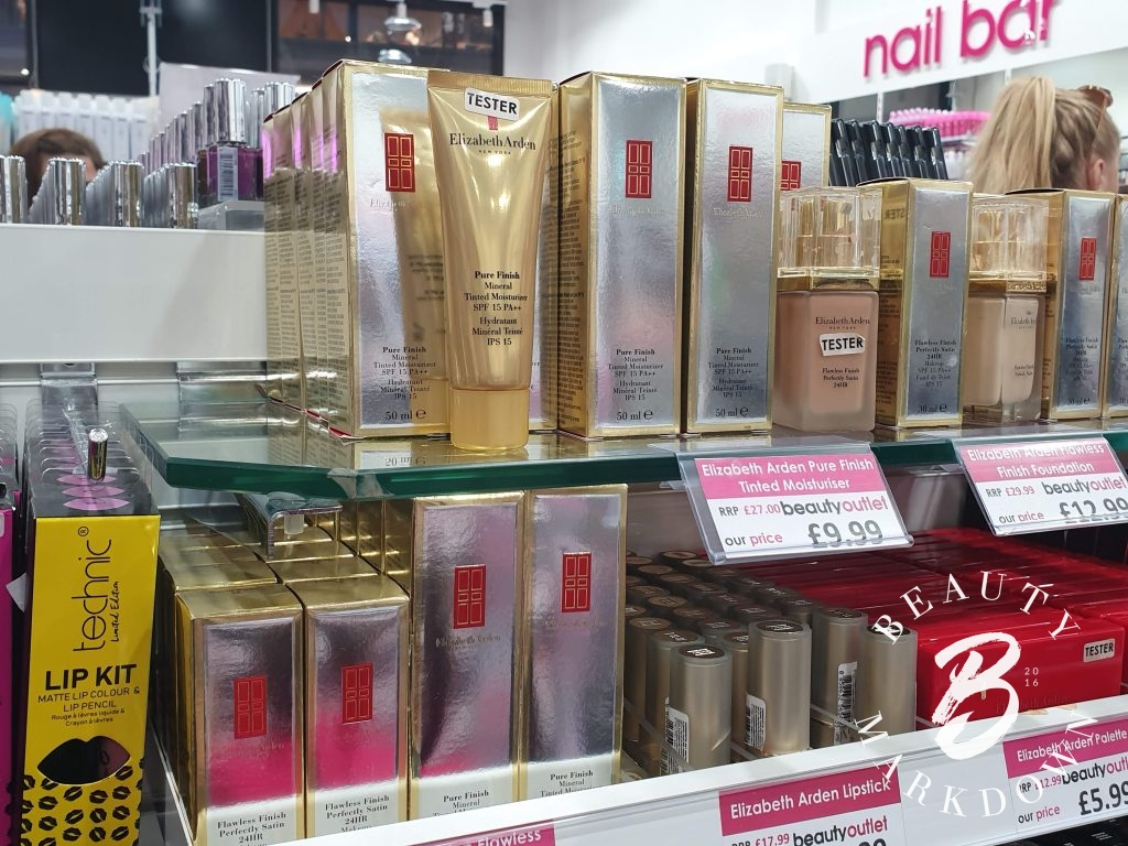 Elizabeth Arden outlet uk